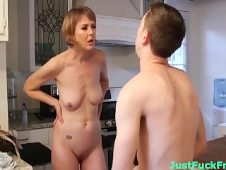 Mature MILF Babe Gets Fucked Hard