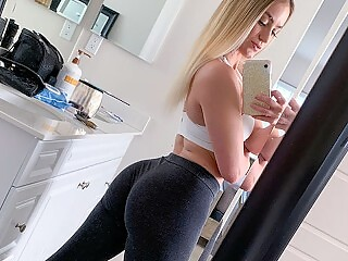 FIT18 - Casting Thicc PAWG Fitness Beauty Kenzie Madison - 60 FPS