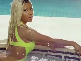 Nicki Minaj Jerk Off Challenge