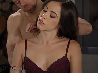Dane Jones Romantic fireside orgasms for sexy Spanish