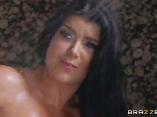 Romi Rain cheat her lesbian friend(brazzers part 2)