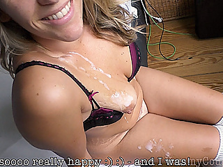 YummyCouple 1st and latest Cumshot Clip