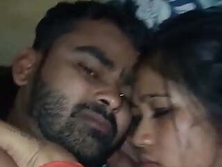 Cute look Desi Girl Hard Fucked By Lover In Outdoor Place
