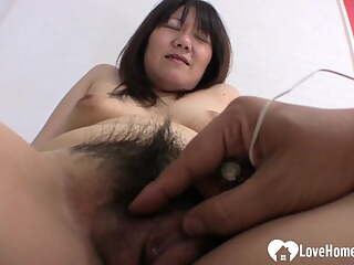 Akiko is a cutie who loves to ride