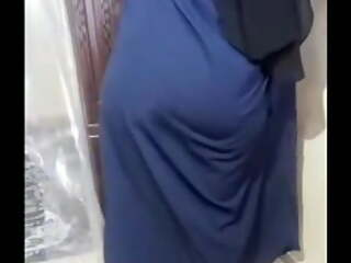 Niqab khadija hot mom
