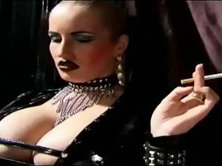 Vintage German Dominatrix (Lady Christin)