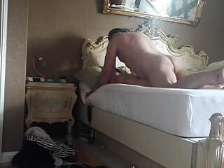 real German man fucks his prude marriage whore