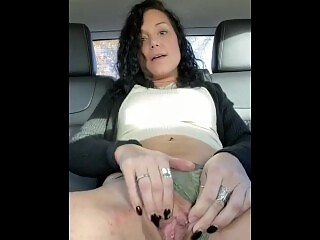 I got caught masturbating in the mall parking lot