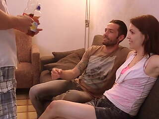 Belgian Cuckold Couple