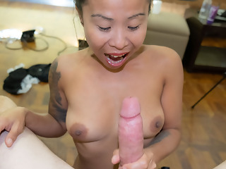 Desperate For Work, She Agrees to Bang the Boss