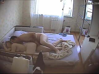 45-01. Russia. Sexy wife shaking orgasms