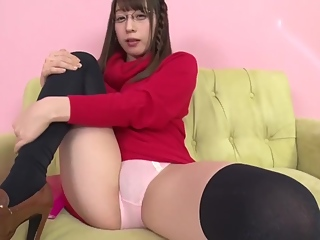 Japanese panty fetish