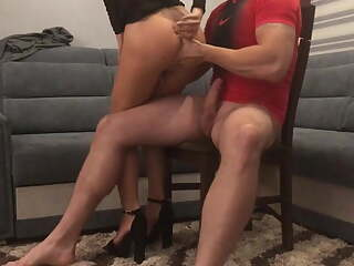 Teen fucking play in the room