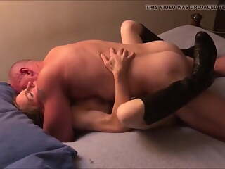 Amateur wife romantic cuckold missionary