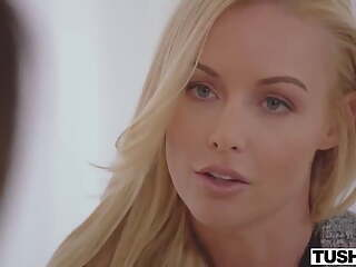 mature boss kayden kross fucks employee