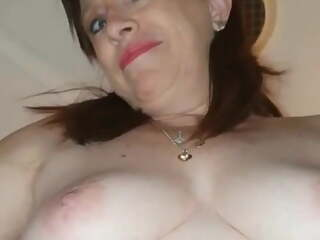 Mature Hot Granny Hairy Pussy
