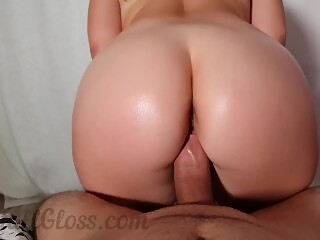 Wife Loves to Ride Cock POV 4K