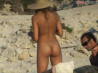 Beach Nudism FKK 10