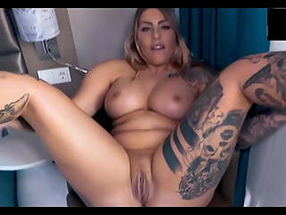 Super Hot German Escort Sucks in Public and Fucks in Hotel