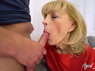 GILF gets some