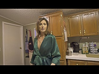 Step Son Keeps Perving On Step Milf Stepmom Helena Price