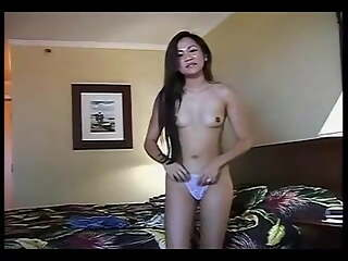 Great casting & first scene with a cute tiny Asian slut