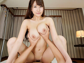 Experience the hot premium VR porn scene entitled Honoka Mihara Sexual Awakening of a Busty Housewife Part 2 produced by 3DV&R. Go ahead, you won't