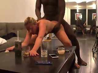 ONE OF THE BEST CUCKOLD WIFE ON INTERNET SUCKS AND FUCKS BBC - LONG VERSION