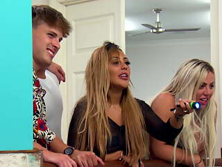 Geordie Shore S17 nudity