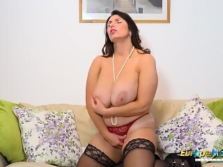 EuropeMaturE Hot Matures in Compilation Video