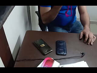 Desi couple recording their sex on mobile phone