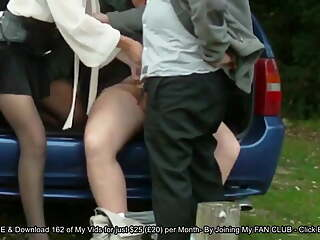 Extreme Dogging with Louise 3 - Compilation Trailer