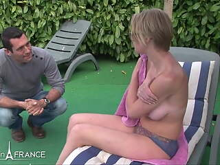 Diane-New room mate-French big boobs