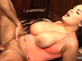 Huge Natural Tits Teen Jasmine Seduce Friend of Sister Fuck