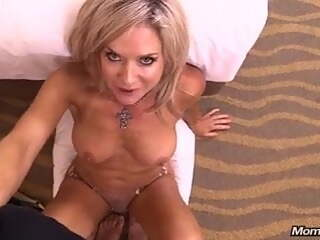 40 year old Midwest MILF stripped and fucked