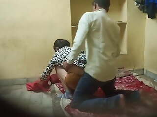Indian college girl fucked had by her teacher (hiddencam) :1