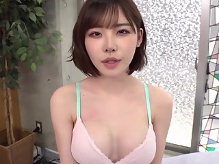 Cute Japanese Teen Brings Home Lucky Guy For Home Sex
