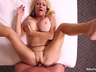 43 year old Gorgeous blonde MILF