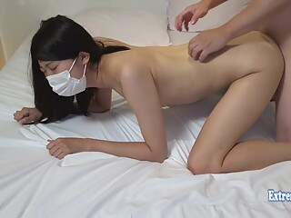 Jav College Girl Hanada Fucks Uncensored, skinny babe does doggy. Wears mask as uncensored not allowed not to do with virus. 100s more uncensored in members, for the full movie $3.95 trial Join Now.