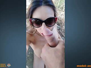 Mobile. Anal sex outdoors
