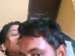 Desi Village Couple in Romantic Mood with Loud Moaning.mp4