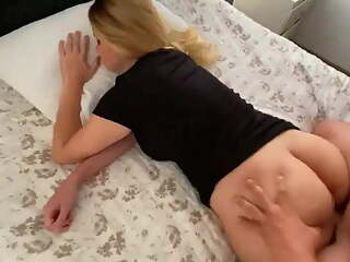 Stepdaughter Gets Fucked After Party - Cute Fat Teen Girl