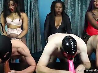 Mistress Strap-on Competition