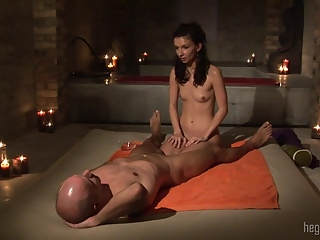 Hegre-Art: lingam massage V1