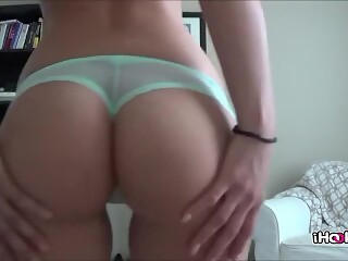 Teen Girl Strip Ass Worship