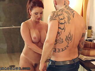 Masseuse Janet Mason Rewards Him After Getting Her Out