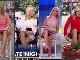 Fox News Ainsley Earhardt, Top 10 Upskirt & Legs Crossed