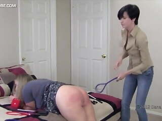 The Mistress punishes