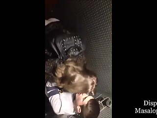 Girl Gets Fucked in the Toilet during a Party