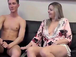 Taboo Sex with Cute MILF